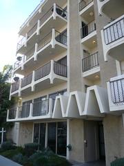 Long Beach, California (jericl cat) Tags: california plaza building architecture design downtown balcony atlantic longbeach balconies