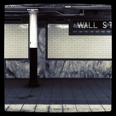 4/365 - Wall Street