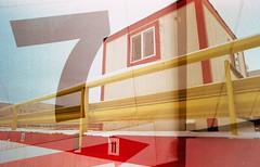no six [#1] (Jeff Eliassen) Tags: color film analog 35mm canon prime gold iso200 kodak doubleexposure grain january 7 denver a1 24mm f28 fd