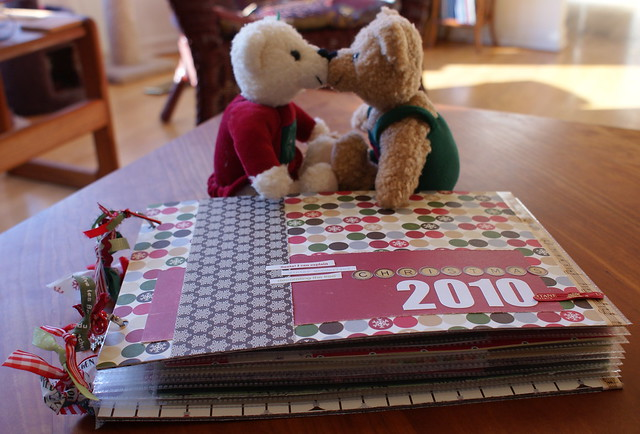 Journal Your Christmas 2010 album
