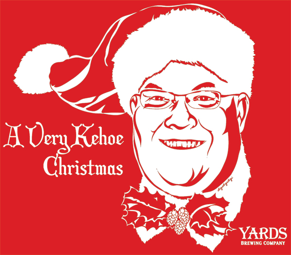 A Very Kehoe Christmas design by digidigidigi