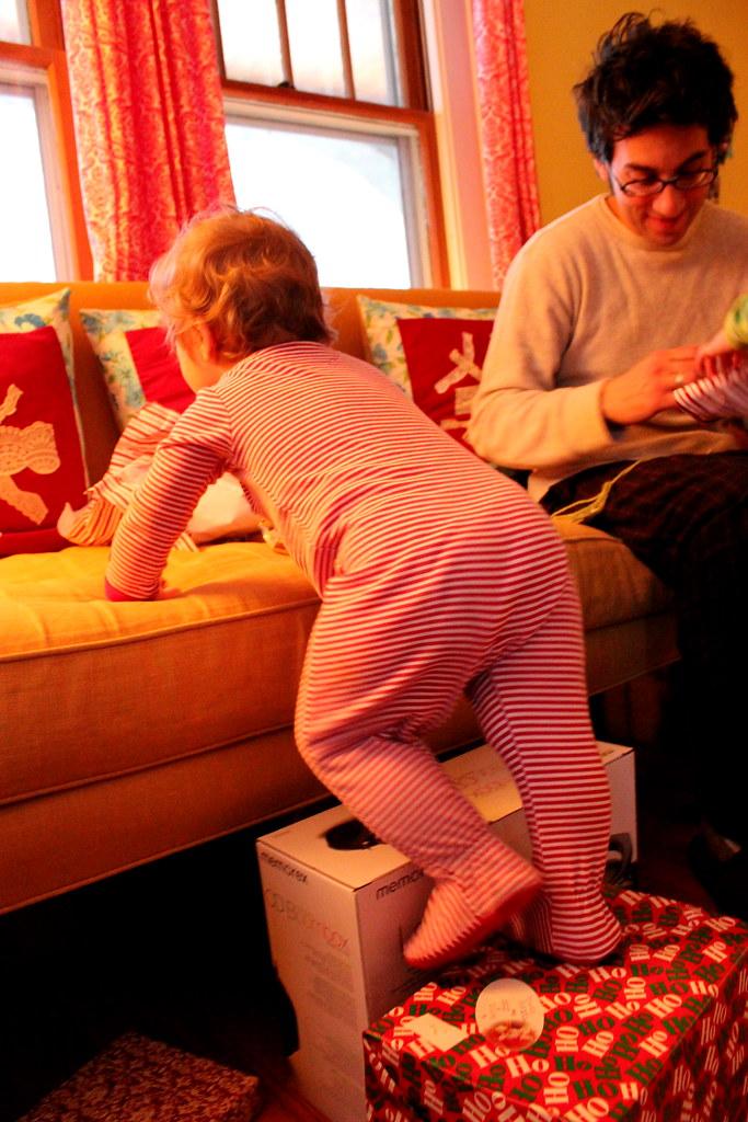 christmas morning 2010