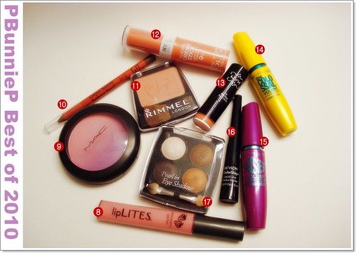 Best of 2010 Products