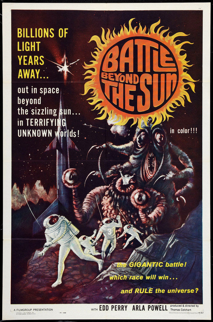 Battle Beyond the Sun (Film Group, 1962)
