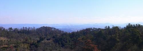 遥照山からの眺め