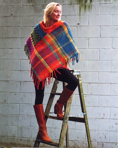 Imperial Ranch Poncho 1