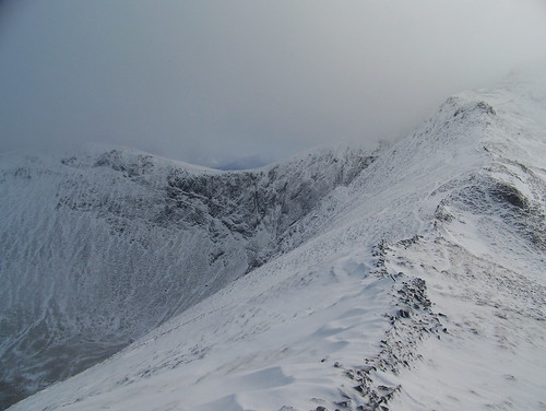 Hopegill Head from Ladyside Pike Photo