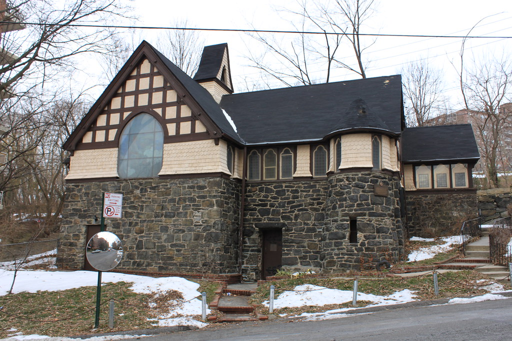 Edgehill Church of Sputyen Duyvil