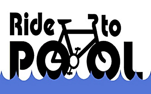 ben's ride to pool logo