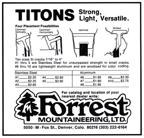 Forrest!