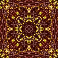 Kaleidoscope 1_9_11 (Duncan _C) Tags: 3d kaleidoscope fractal fractalworks