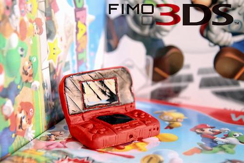 Fimo Nintendo 3DS