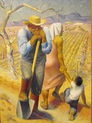 The Dry Ditch, Kenneth Adams