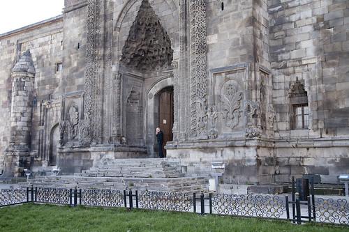 Çifte Minareli Medrese_4226