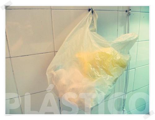 Saquinho plástico