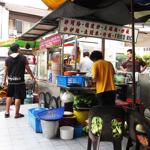 Chinatown, Penang, Malaysia, Day 63