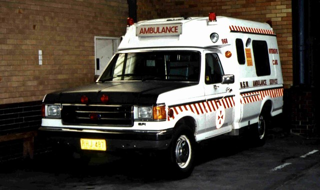 new ford wales point clare south ambulance f nsw series service pt 1990 industries tamworth f250 jakab fseries nswas asnsw
