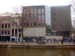 Anne Frank House (Planet Darcy) Tags: amsterdam prinsengrachtcanal annefrankhouse