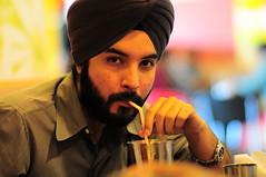 Sarabdeep Singh Sahani (vijaysraghavan) Tags: portrait people colors zeiss portraits bokeh singh virag carlzeiss 85mmf14 carlzeiss85mm zf2 planart1485 zeissplanart85mmf14zf2 zeissphk12