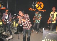"""JIMMU launching album """"Bersinar Terang"""" May 2010 at FX Music Jakarta Indonesia (jimmuband) Tags: jimmu alexkuple jimmuband"""