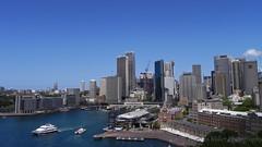 Circular Quay (H. Evan Miller) Tags: building water skyline architecture boat nikon cityscape sydney australia bluesky circularquay p100 hevanmiller