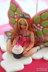 Flora 3 (burcinbirdane) Tags: cake club flora winx