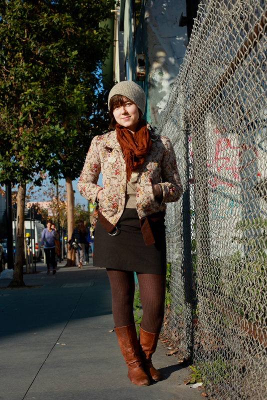 taylor - san francisco street fashion style