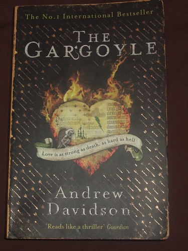 January books: the gargoyle