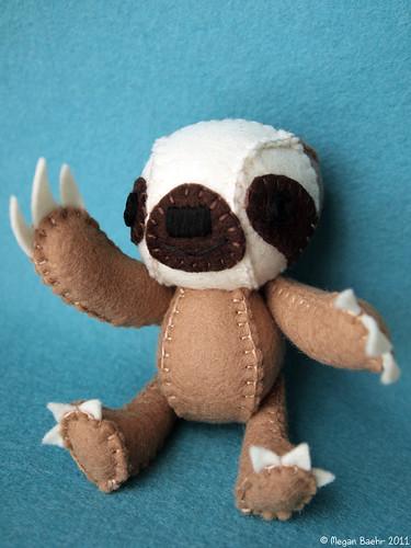 Brady the Sloth