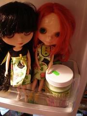 3.52 WB Sushi Girls love Wasabi Mayo!