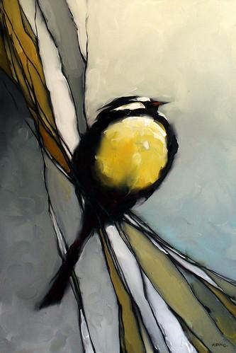 Harold Braul, Bird Series