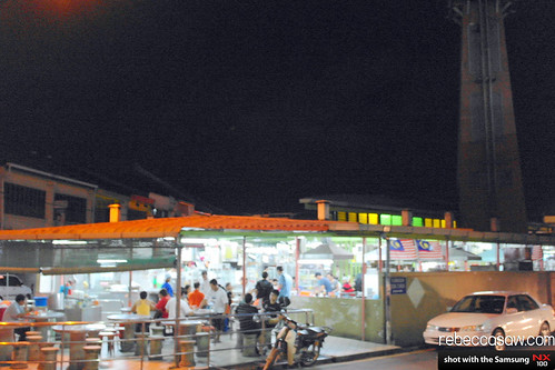 Kuching Open Air Food Court-2