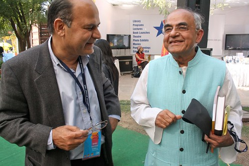 Memo From Jaipur Literature Festival - The First Day Feel