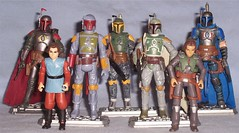 Hasbro 2010 Mandos Class Picture (Darth Ray) Tags: star action picture class wars figures hasbro 2010 mandos