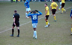 JET Does His First Ayatollah (joncandy) Tags: city wales club photo football championship jay image thomas stadium soccer cymru jet cardiff picture caerdydd bluebird watford emmanuel bluebirds ayatollah pldroed ccfc cardiffcity emmanuelthomas joncandy