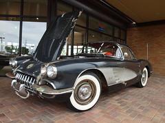 1958 Corvette barn find (scott597) Tags: barn 1958 corvette find