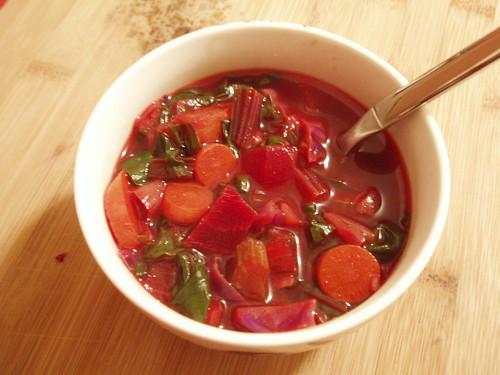 029Barszcz Czerwony (Red Beet Soup)