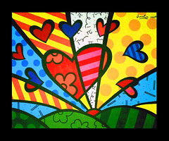 Un nuevo da (Lneas y Color) Tags: color art arte dibujo britto artepop porart nuevoda