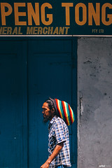Colored Hat (unTed) Tags: leica leicam m240 50mm f14 asph summilux city street streetphotography documentaryphotography people seychelles africa color snapshot travel