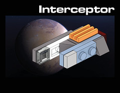 Kushan Interceptor Instructions (Sastrei87) Tags: lego instructions blender indesign homeworld