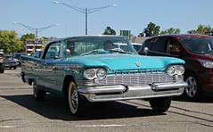 1959 Chrysler Saratoga (SPV Automotive) Tags: 1959 chrysler saratoga sedan classic car blue