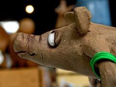 Gardiner (cfr-photos) Tags: carlfrella carlrella gardiner maine shopwindow shop pig snout clay