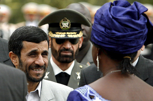 The Islamic Republic of Iran is seeking enhanced relations with the African continent. A forum was recently held in Iran with the African Union. by Pan-African News Wire File Photos