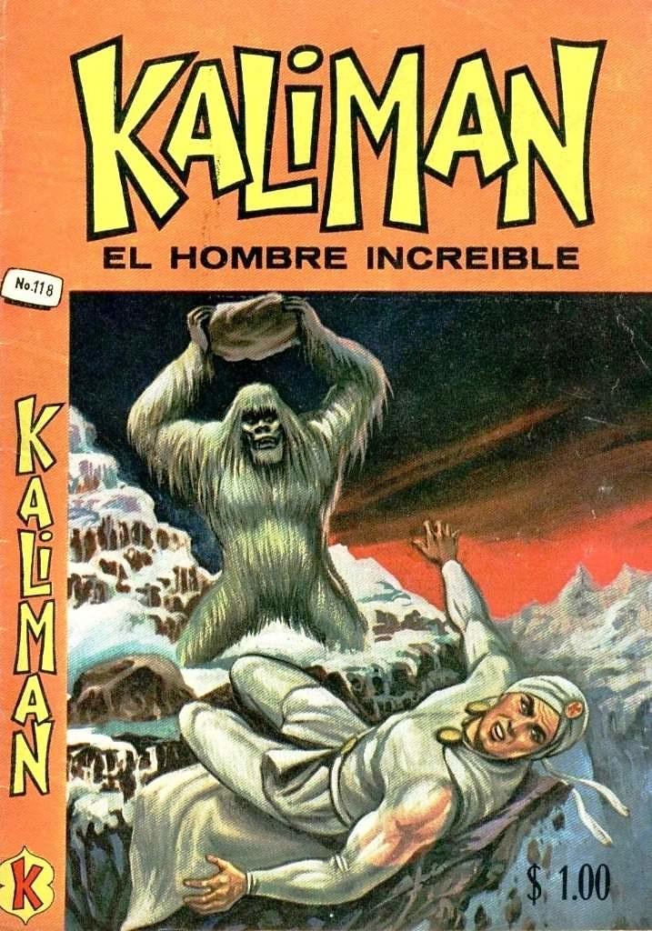 Kaliman 118