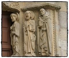 Portada del Colegio de San Jernimo.Santiago de Compostela.A Corua. (Miguel. (respenda)) Tags: santiagodecompostela acorua lacorua sanjernimo colexiodesanxerome