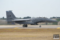 97-0220 - 1358 E219 - USAF - Boeing F-15E Strike Eagle - Lakenheath - 100719 - Steven Gray - IMG_8418