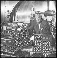 Louis Eliasberg at Vault