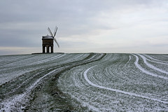 Chesterton Windmill - Snow (kestrel49) Tags: uk winter england snow windmill europe britain gb chesterton warwickshire inigojones 102010