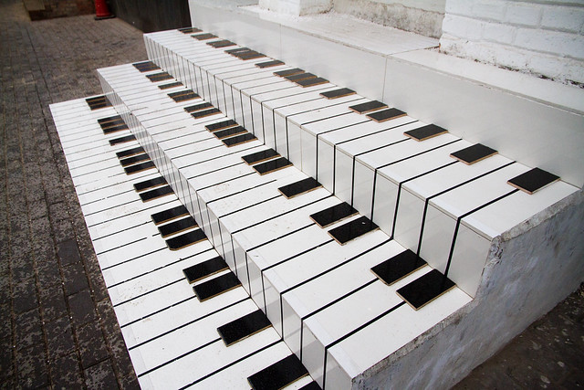 beijing | minor piano keys