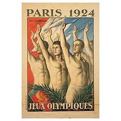 1924S_poster_b (gabrielrivages) Tags: johnny tarzan weissmuller weissmüller
